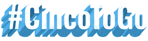 Cinco To Go logo